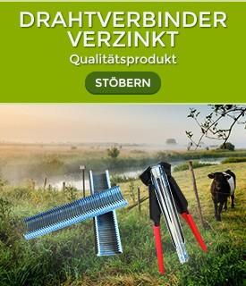 Wildzaun Zubehör beim Zaunaufbau | unkrautschutzvlies.de ...